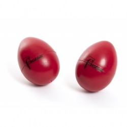 Oeuf sonore - Rouge - 56 g