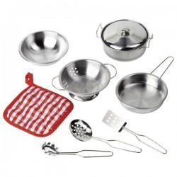 Set de cuisine II - 9 pièces