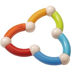 Hochet - Serpent Multicolore