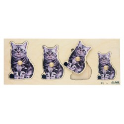 Puzzle - Chatons