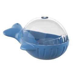 Baleine pour bain des...