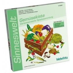 Cartes de langage - légumes