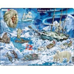 Direction Pôle Nord - 65...