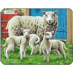 Mouton - Agneau - 7 pièces