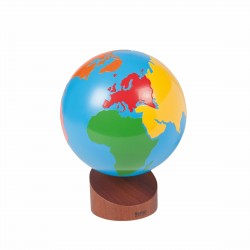Globe Coloré - Nienhuis...