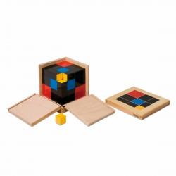 Cube du trinôme - Nienhuis...