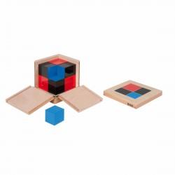 Cube du binôme - Nienhuis...