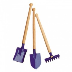 Assortiment de 3 outils...