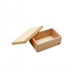 Boîte en bois pour fuseaux...