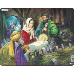 Crèche Jésus - 33 pièces