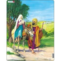 Marie Joseph et Jésus - 48...