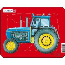 Tracteur  - 10 pièces
