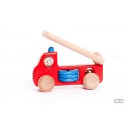 Petit camion de pompier...
