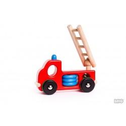 Grand camion de pompier