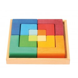 "Puzzle  ""Quadrangle"""