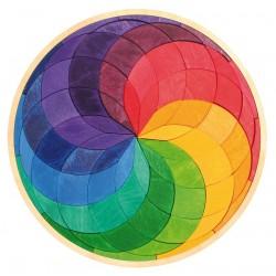 Petite Spirale de couleurs...