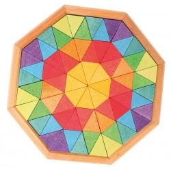 Puzzle - Petit Octogone -...