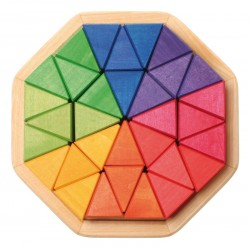 Puzzle - Octogone - 32 pièces