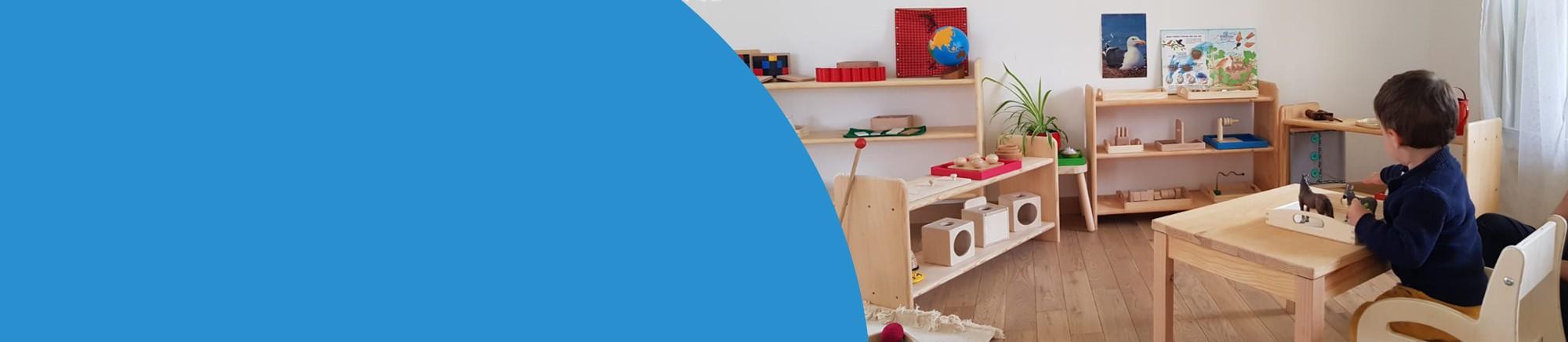 Montessori Jeu et créations
